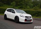 1000 lóerős boltbajárós - Severn Valley Motorsport Nissan Qashqai R