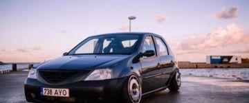 Dacia Logan, kicsit másképp.