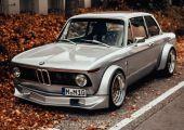 A Szent Grál - BMW 2002 Turbo, kis csavarral.