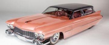 Érdekesség - CadMad, a Ridler díjas Cadillac
