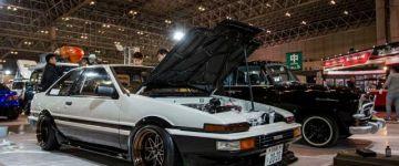 Tokyo Auto Salon 2020 - Három különlegesség a kiállításról.