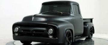 Érdekesség - Restomod F100 az aukción