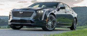 Luxus romboló - Cadillac CT6 V Blackwing