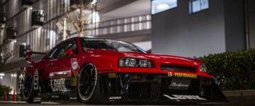 Tokyo Auto Salon 2020 - Kato san nagy dobása!