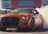 Új rekord negyed mérföldön! - 2020 Shelby GT500