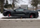 Drága parkolás Detroitban.