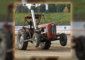 VR6 motorral szerelt traktort láttál már?