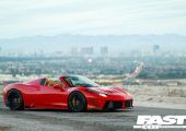 Turbót rá! - Ferrari 458 két darab csigával megfűszerezve.