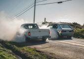 Volkswagenek, amik hátul füstölnek gumit!