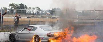 Érdekesség - Ferrari, Wankel motorral!