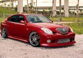 A legcsúnyább Toyota a világon! - Toyota Verossa