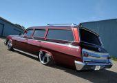 Az ajándék - 1962-es Impala kombi.