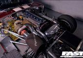 Érdekesség - Jaguar E-Type, nem a megszokott formában.