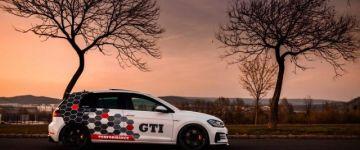 #spotted - Volkswagen Golf Mk7 GTI
