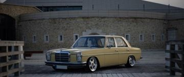 #spotted - A kevesebb néha több: Mercedes W114