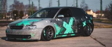 #spotted - Audi S3