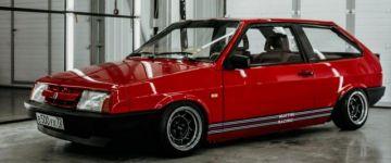 Rosso Corsa Samara