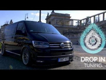 Drop in Tuning 5. rész - Volkswagen Multivan