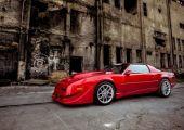 Pontiac Firebird kicsit másképp.