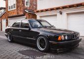 Pályagép - BMW 540i