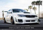 Showra, utcára vagy akár kanyargós utakra - Subaru Impreza WRX