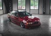 E39 elegáns ruhában - Lower United BMW E39