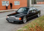 Classic - Tökéletes W201