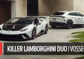Carporn - Lamborghini Urus + Huracan Performante