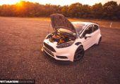 Élet a SEMA után - Ford Fiesta ST
