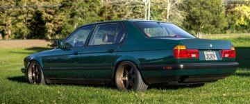 BMW E32, 700 lóerővel!