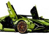 Érdekesség - LEGO Technic Lamborghini Sián