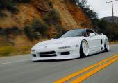 Carporn - Hófehér NSX