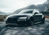 Fenyegető megjelenés - Audi S7