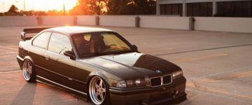 Megkímélt, hölgy tulajtól... - BMW E36 M3