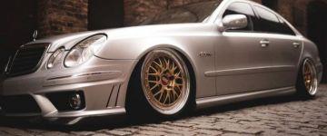 Az álomfelni - Mercedes E63 AMG