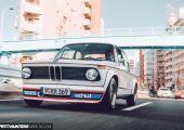 2002 Turbo - Sportos BMW a 70-es évekből.
