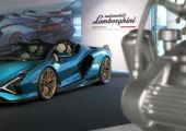Carporn - Lamborghini Sián Roadster