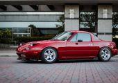 Élményautó tökéletesítve! - Mazda Miata turbo