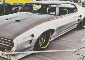 A Pro Comp Custom ezzel a GTO-val készül a SEMA Show-ra!