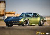 Rambo - C3 Corvette, pályázásra!