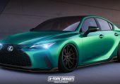 '20 Lexus IS Minimal Style
