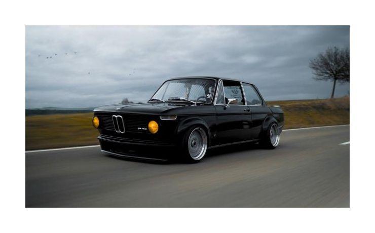 Classic - BMW 2002Tii