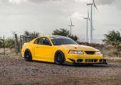 Stíluskeveredés - JDM, Time Attack Mustang...