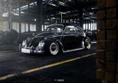 A Bogár - Miki eszméletlenül szép VW-je.