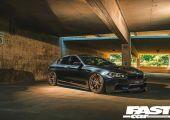 A családi... - BMW F10 M5