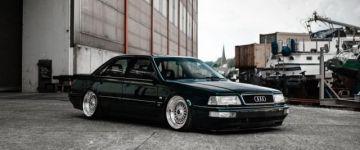 Luxuscirkáló - Audi V8