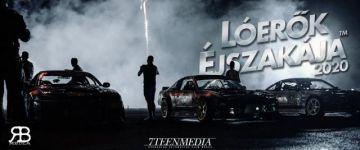 Lóerők Éjszakája 2020 - 7Teen Media X RB Media