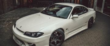Egy lépéssel a többiek előtt - Nissan Silvia S15