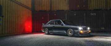 Kortalan klasszikus - BMW E30 M3