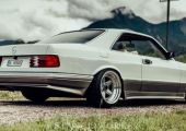 Ha létezik tökéletes kupé... - W126 500SEC
